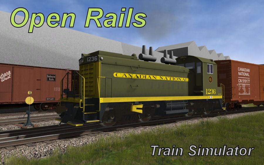 Open Rails free train simulator project - MSTS-compatible